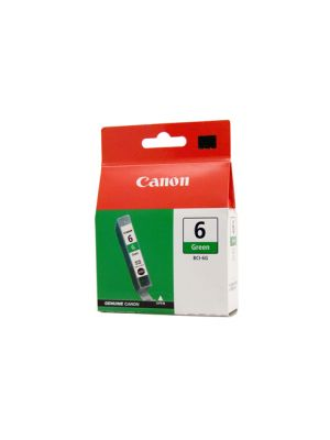 Canon BCI6G Genuine Green Ink Tank - 100 pages