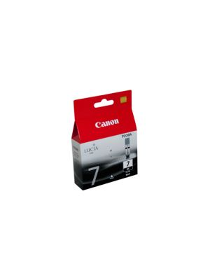 Canon PGI7B Genuine Black Ink Cartridge - 565 pages