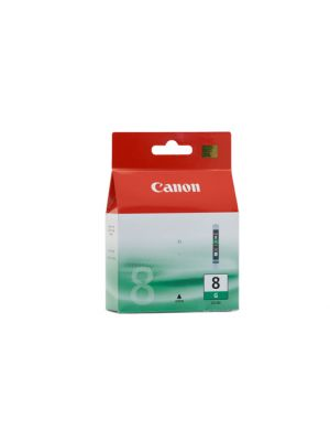 Canon CLI8G Genuine Green Ink Cartridge - 52 pages