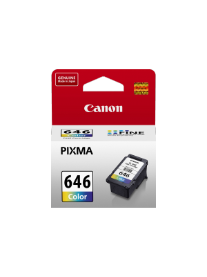 Canon PG645 CL646 Genuine Twin Pack