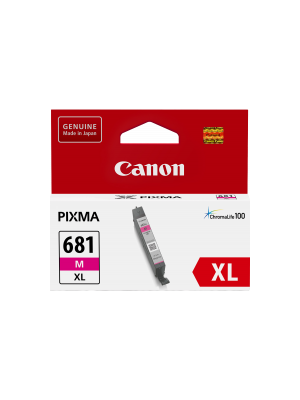 Canon CLI681XL Genuine Magenta Ink Cartridge - 515 pages