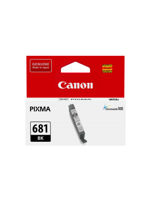 Canon CLI681 Genuine Black Ink Cartridge - 1500 pages