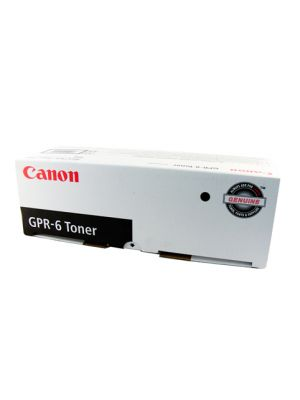 Canon TG18 GPR6 Genuine Toner Cartridge - 15,000 pages