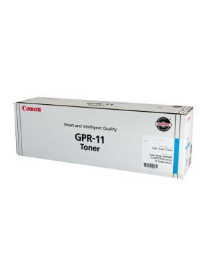Canon TG22 GPR11 Genuine Cyan Toner Cartridge -25,000 pages