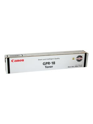 Canon TG28 GPR18  Genuine Black Toner Cartridge - 8,300 pages