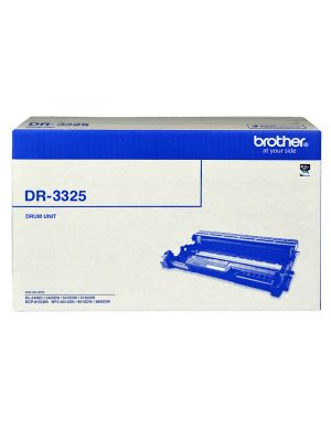 Brother DR3325 Genuine Drum Unit - 30,000 pages