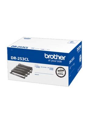 Brother DR253CL Genuine Drum Unit - 18,000 pages