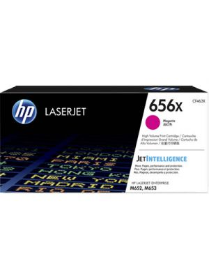 HP #656X Genuine Magenta Toner CF463X - 22,000 pages