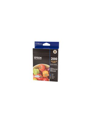 Epson 200 Genuine 4 Ink Value Pack
