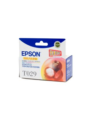 Epson T029 Genuine Colour Ink Cart - 300 pages
