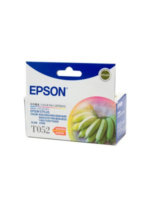 Epson T052 Genuine Colour Ink Cartridge - 300 pages
