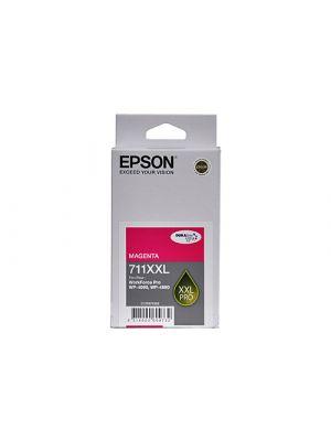 Epson 711XXL Genuine Magenta Ink Cartridge - 3,400 pages
