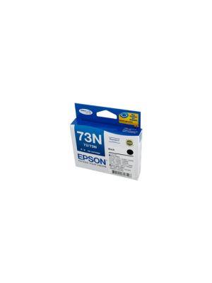 Epson 73N Genuine Black Ink Cartridge - 230 pages