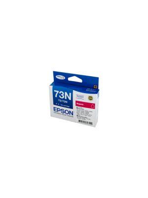 Epson 73N Genuine Magenta Ink Cartridge - 310 pages