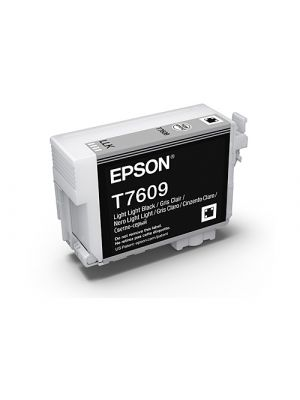 Epson 760 Genuine Light Light Black Ink Cartridge
