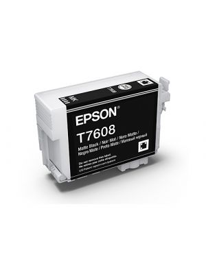 Epson 760 Genuine Matte Black Ink Cartridge