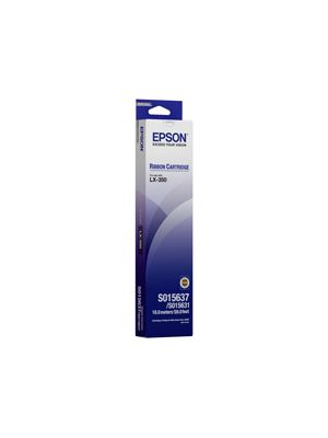 Epson S015637 Genuine Ribbon Cartridge