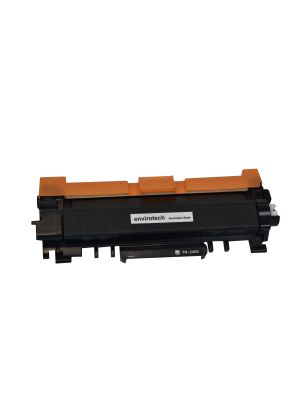 Eco-Friendly Envirotech, Brother TN-2450 Toner Cartridge - 3,000 pages (Australia Made)