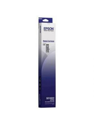 Epson S015022 Genuine Ribbon Cartridge