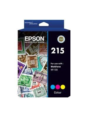 Epson 215 Genuine Colour Ink Cartridge - C13T216092