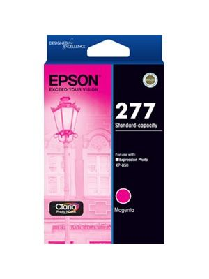 Epson 277 Genuine Magenta Ink Cartridge - 360 pages