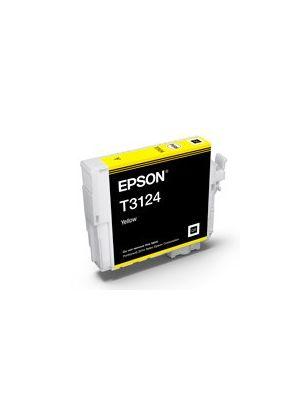 Epson T3124 Genuine Yellow Ink Cartridge