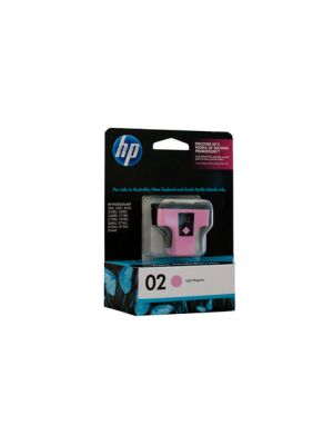 HP #02 Genuine Light Magenta Ink C8775WA - 350 pages
