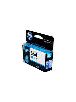 HP #564 Genuine Cyan Ink Cartridge CB318WA - 300 pages