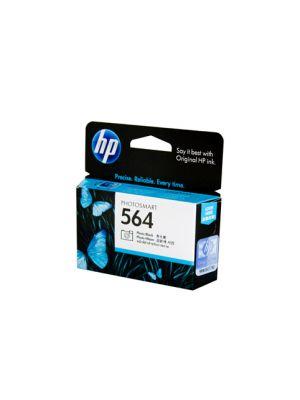 HP #564 Genuine Photo Black Ink CB317WA - 130 pages 4 x 6