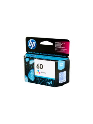 HP #60 Genuine Tri Colour Ink CC643WA - 165 pages