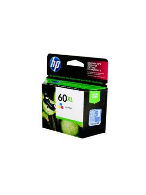 HP #60XL Genuine Tri Colour Ink CC644WA - 440 pages