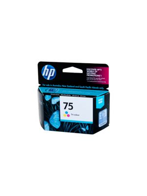 HP #75 Genuine Colour Ink Cartridge CB337WA - 170 pages
