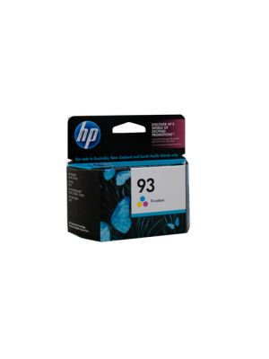 HP #93 Genuine Colour Ink Cartridge C9361WA - 160 pages