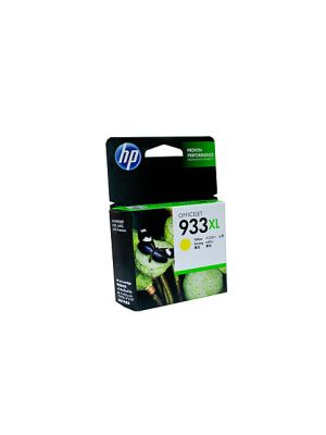 HP #933 Genuine Yellow XL Ink CN056AA - 825 pages