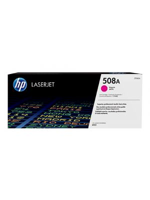 HP #508A Genuine Magenta Toner Cartridge CF363A - 5,000 pages