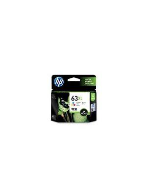 HP #63XL Genuine Tri Colour High Yield Ink Cartridge F6U63AA - 330 pages