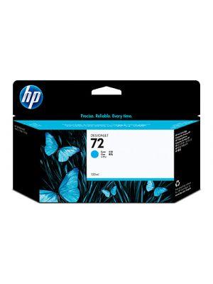 HP #72 Genuine 130ml Cyan Ink Cartridge C9371A