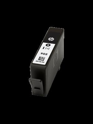 HP #905 Genuine Black Ink Cartridge T6M01AA - 300 pages
