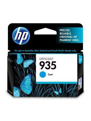 HP #935 Genuine Cyan Ink Cartridge C2P20AA - 400 pages