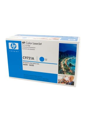 HP #641A Genuine Cyan Toner C9721A - 8,000 pages