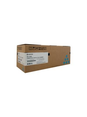 Kyocera TK154 Cyan Toner - Prints up to 6,000 pages