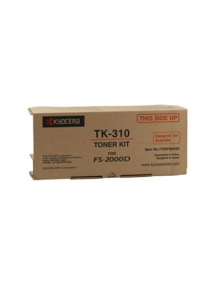 Kyocera TK310 Toner Kit - Prints up to 12,000 pages