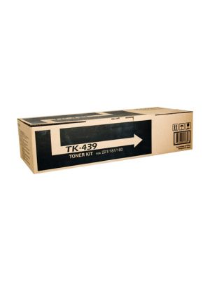 Kyocera TK439 Toner Cartridge - Prints up to 15,000 pages