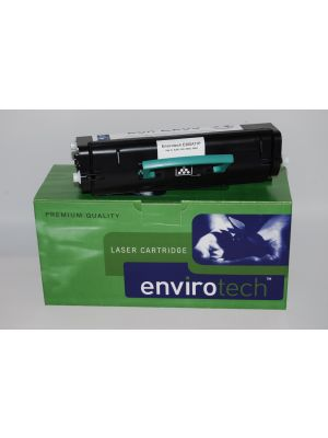Eco-Friendly Envirotech, Lexmark E260A11P Remanufactured Cartridge - 3,500 pages (Australian Made)