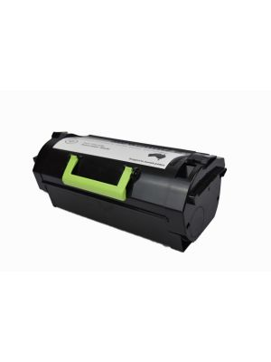 Eco-Friendly Envirotech, Lexmark 623H High Yield Black Cartridge - 25,000 pages (Australian Made)