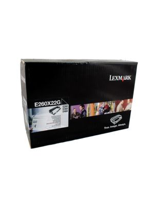 Lexmark E260X22G Genuine E260 / E360 / E460 Photoconductor Unit - 30,000 pages