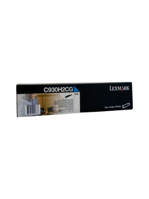 Lexmark C930H2CG Cyan Toner - 24,000 pages