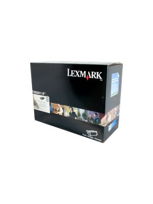 Lexmark T650H11P Genuine High Yield Black Toner Cartridge – 25,000 pages