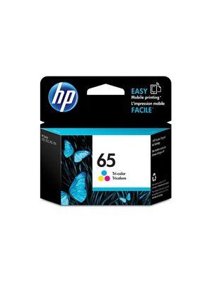 HP #65 Genuine Tri Colour Ink N9K01AA - 100 pages