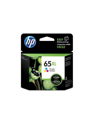 HP #65XL Genuine Tri Colour Ink N9K03AA - 300 pages